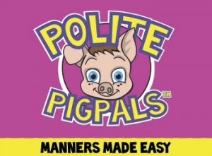 polite pig pals manners
