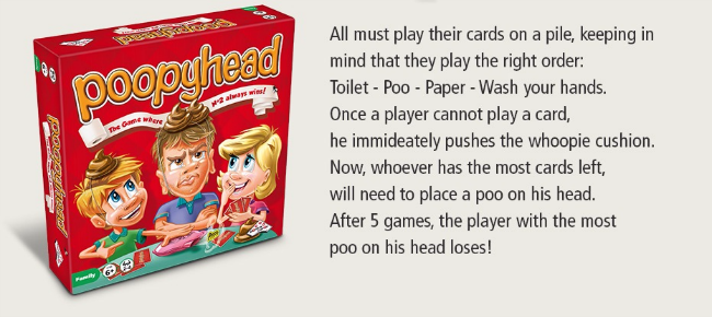 poopyhead game