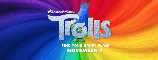 trolls movie in theaters november 4th