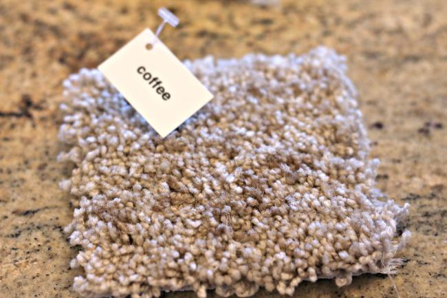 woolite instaclean coffee stains