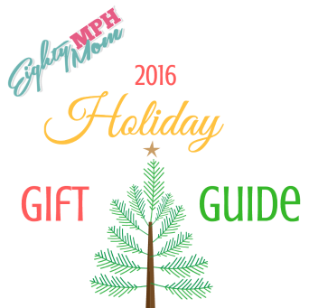 Eighty MPH Mom 2016 holiday gift guide