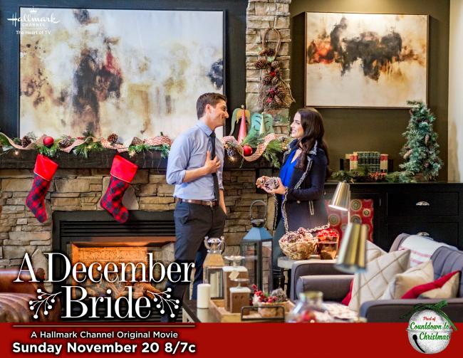 A December Bride movie Hallmark Channel