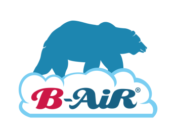 B-Air dog dryer
