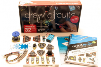 Circuit Scribe Electronic Design Kits