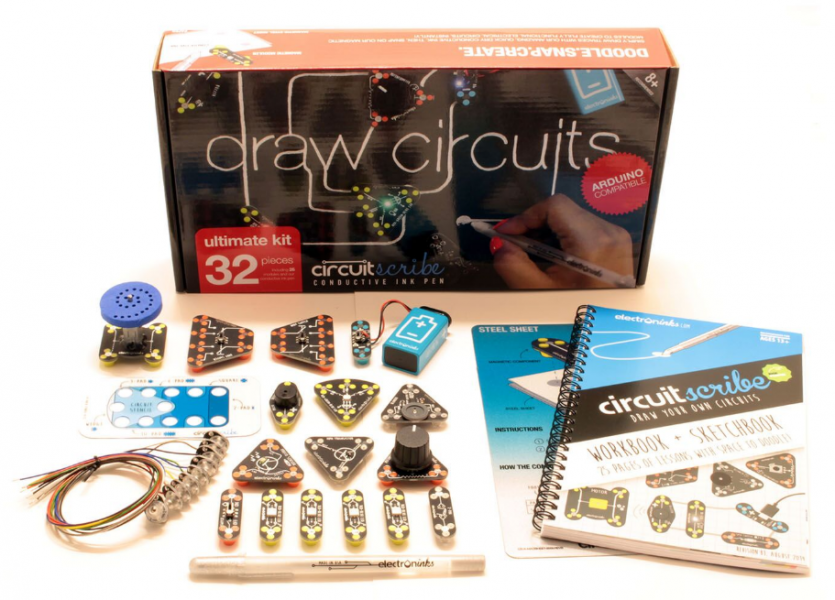 Ciruit Scribe Ultimate Kit