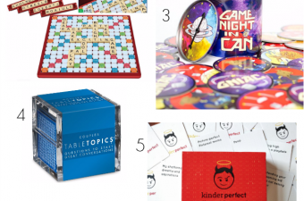 2016 Holiday Gift Guide: Games & Hobbies
