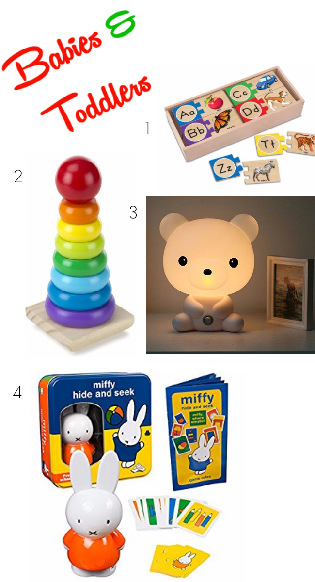 Gift Guide Babies & Toddlers page 2