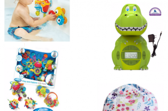 2016 Holiday Gift Guide: Gifts for Babies & Toddlers