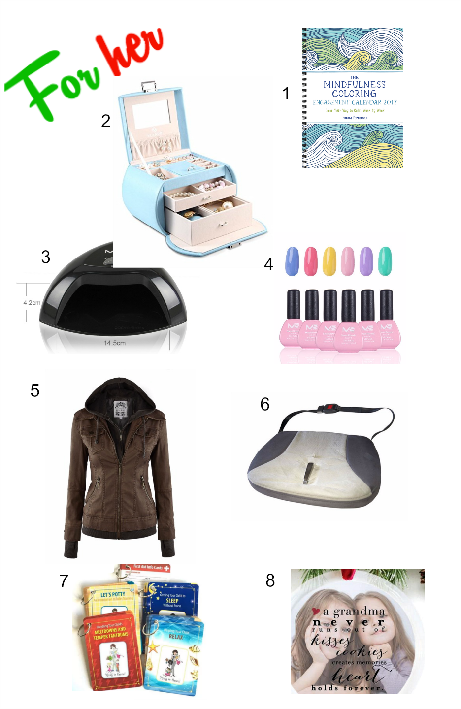 2016 Holiday Gift Guide Gifts For Her Eighty Mph Mom