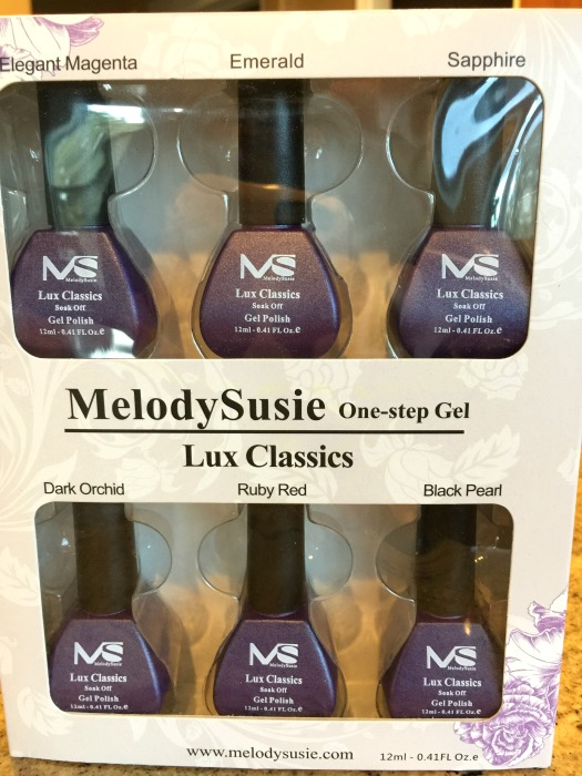 Melody Susie gel polish sets