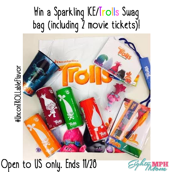 Sparkling IceTrolls giveaway