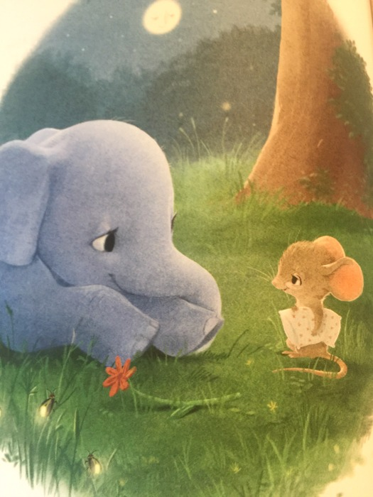 The Little Elephant Who Wants to Fall Asleep Book