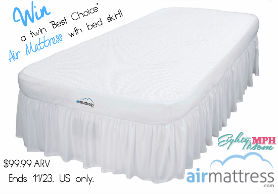 air mattress giveaway