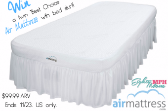 AirMattress.com air beds – a heck of a comfy mattress!