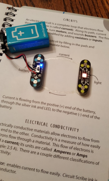 circuit scribe in action
