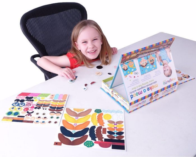 make a mood magnetic toys