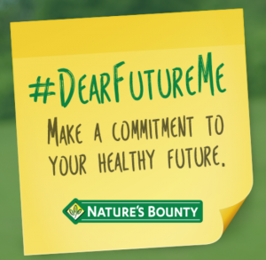 nature's bounty #dearfutureme