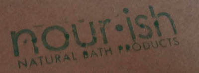 nourish natural bath products company