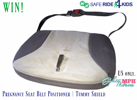 safe ride 4 kids tummy shield giveaway