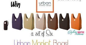 urban market bags giveaway