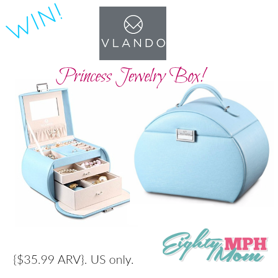 vlando jewelry box giveaway