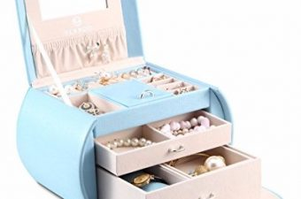 Vlando Princess Jewelry Box