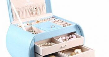 vlando jewelry box in blue