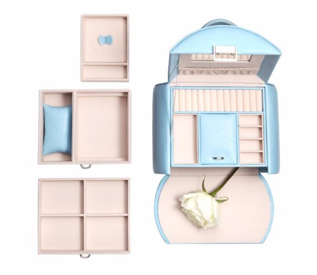 vlando princess jewelry box