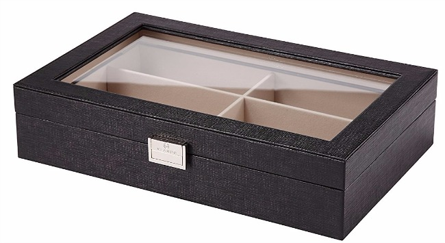 vlando sunglasses storage organizer