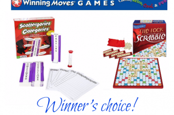 Winning Moves Games for family game nights!