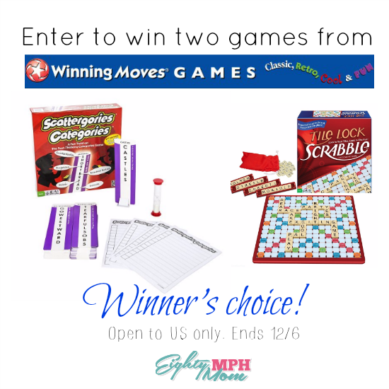 winning moves board games giveaway