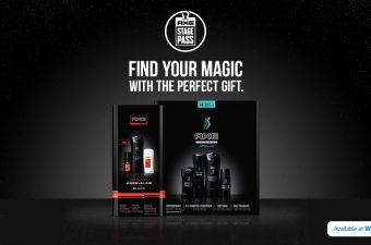 AXE Stage Pass Holiday Gift Packs
