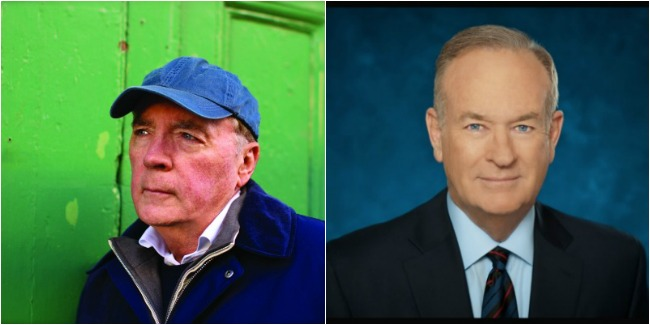 Bill O' Reilly and James Patterson book Give Please a Chance
