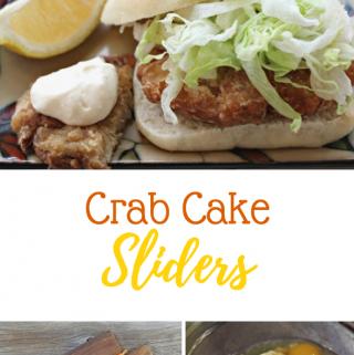 Crab Cake Sliders