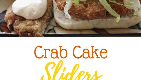 Crab Cake Sliders Recipe