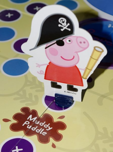 Peppa Pig's Treasure Hunt Game