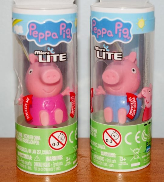 Peppa Pig Micro Lites