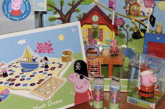 Have an Oinktastic Holiday with Peppa Pig! – Review