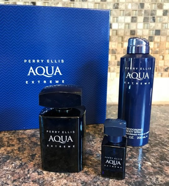 Perry Ellis Aqua Extreme Gift Set 2