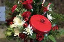 Telefloral Snow Day Bouquet