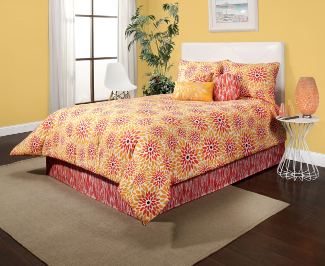 Vita Good Life floral bedding