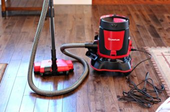 The Quantum Vac Pro 6-in-1 Vacuum – not your ordinary vacuum!