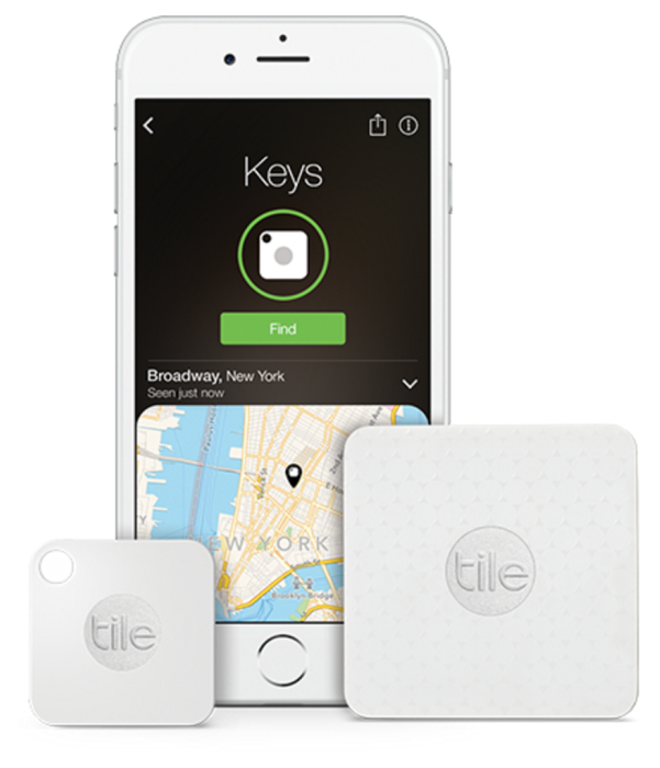 tile app for keys