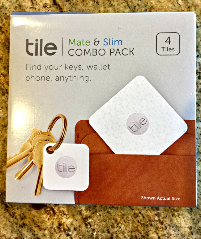 tile mate & slim combo pack