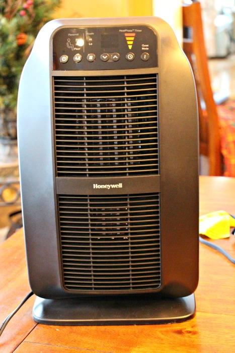 honeywell heat genius heater