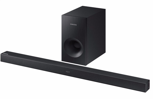 samsung DAV-soundbar at walmart