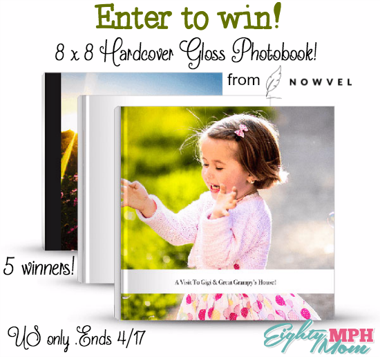 Nowvel Photo book giveaway