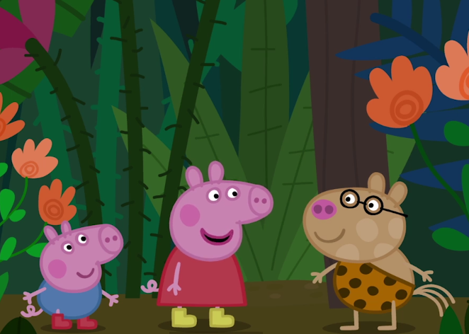 Peppa Pig Around the World with Peppa - Jungle