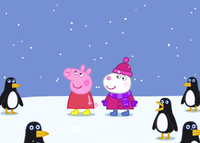 Peppa Pig Around the World with Peppa - South Pole
