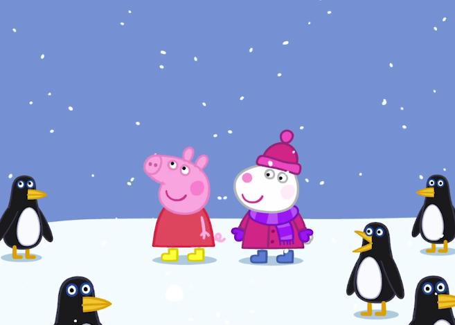 Peppa Pig Around the World with Peppa - South Pole